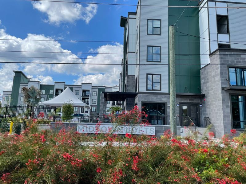 Midtown Lofts Apartment Complex