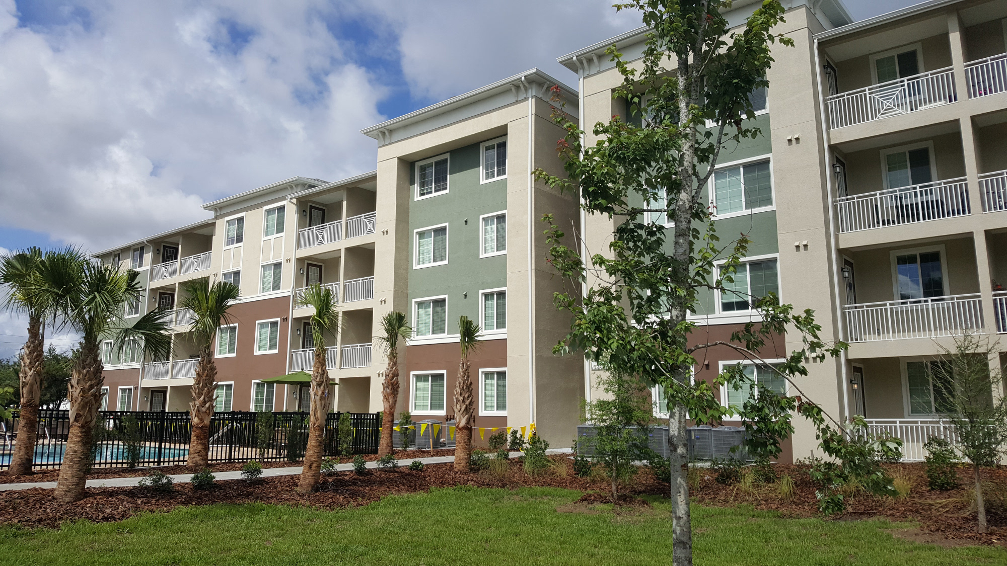 Grand Opening of Goldenrod Pointe Apartments