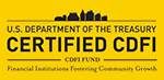 US Department of the Treasury Certified CDFI